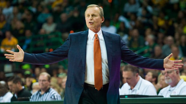 Rick Barnes thursday conference viewing guide
