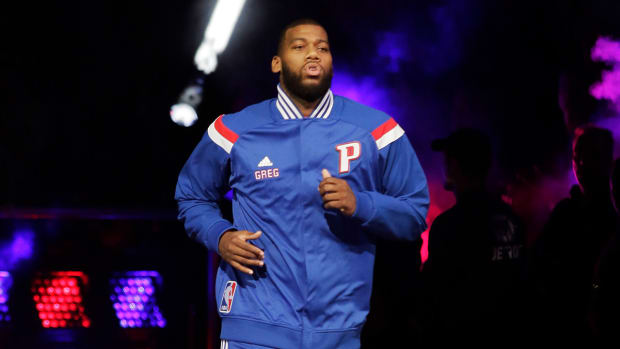 Report: Greg Monroe agrees to three-year, $50 million deal with Bucks-- IMAGE