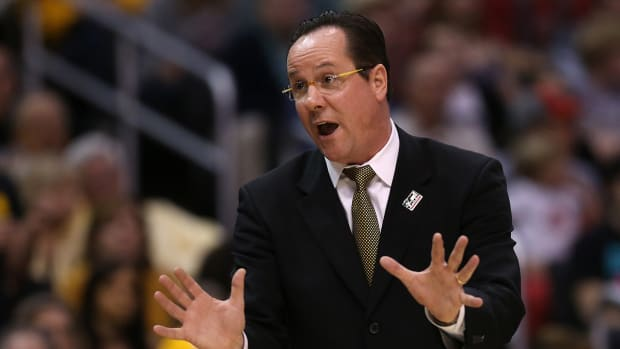Report: Gregg Marshall interested in Texas coaching vacancy IMAGE