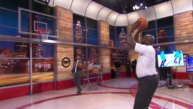 deflategate shaq free throws deflated basketball
