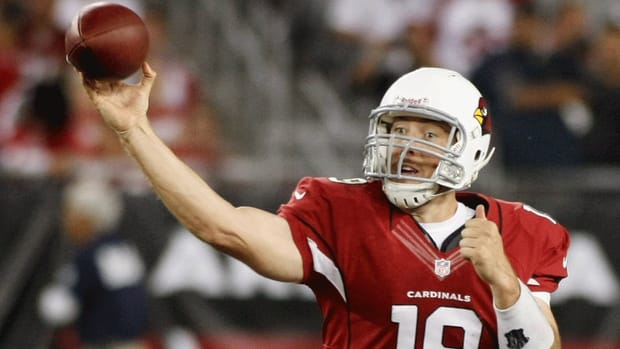 Former Cardinals QB John Skelton signs with Montreal Alouettes
