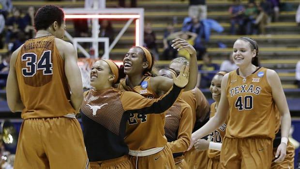 Texas women's basketball NCAA