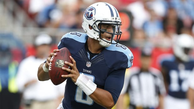Backdoor Cover: QBs have big performances in Week 1 - IMAGE