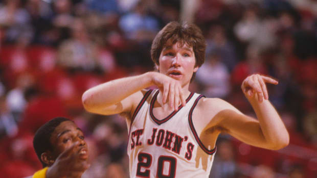 St. John's hires Chris Mullin as next head coach