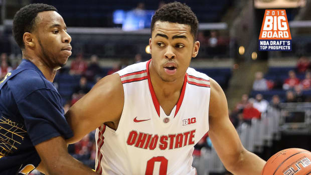 d'angelo russell top mock draft