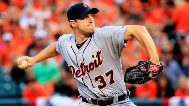 Why Nats have the best rotation in MLB with Max Scherzer - Image
