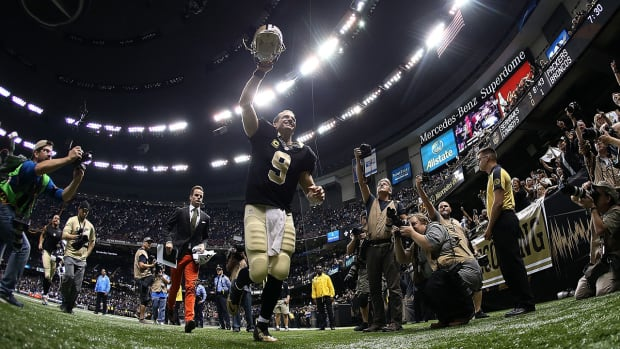 Is Drew Brees back? IMAGE