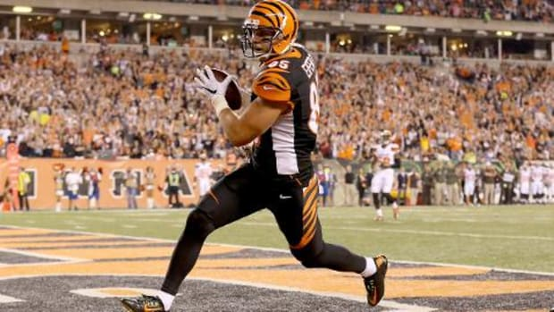 NFL injury report Week 14: Eifert, Hopkins, Amendola dealing with injuries -- IMAGE