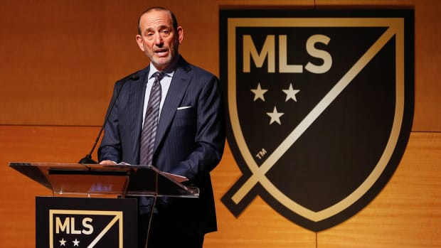 Don Garber gives MLS's State of the League address