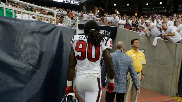 jadeveon clowney injury mcl meniscus houston texans