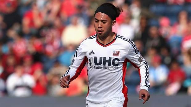 Lee Nguyen MLS Cup