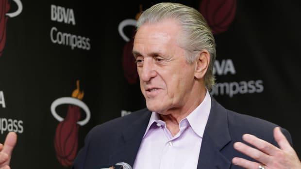 Pat Riley, Miami Heat