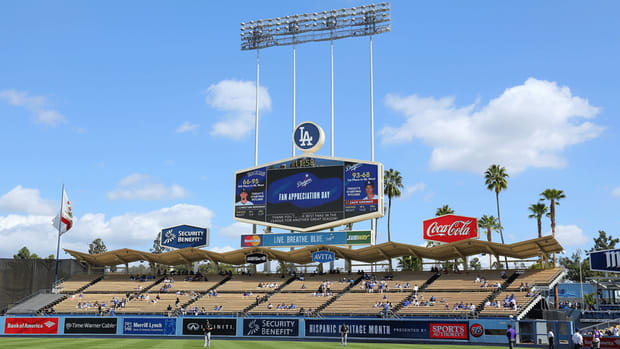 Dodgers end season with record payroll, highest luxury tax in MLB