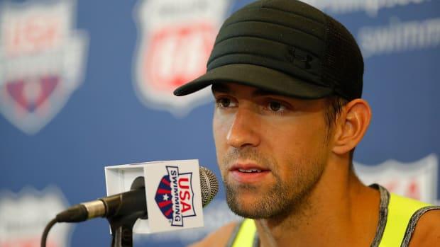 Michael Phelps DUI arrest Maryland