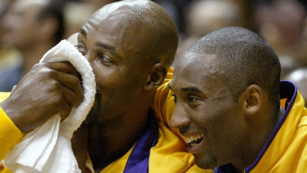 Michael Jordan's message to Kobe Bryant: Pass Karl Malone  - image