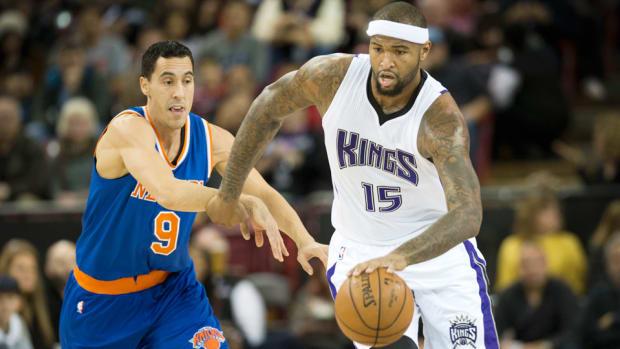 DeMarcus Cousins Kings Knicks 960