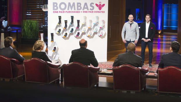 The most ridiculous 'Shark Tank' pitch ever