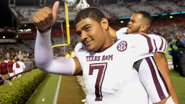 Kenny Hill wants to be known as Kenny Trill