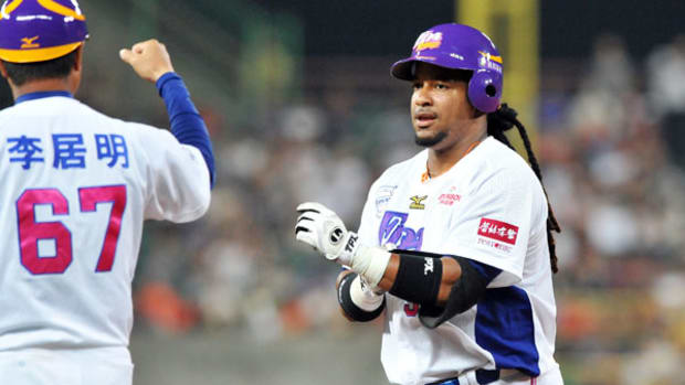 Manny Ramirez reportedly wants to return to the major leagues. (AFP/Getty Images)