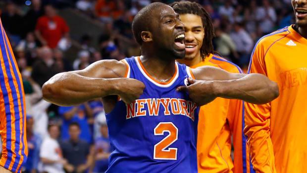 Raymond Felton Knicks