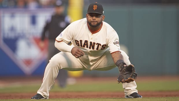Pablo Sandoval what's he worth top
