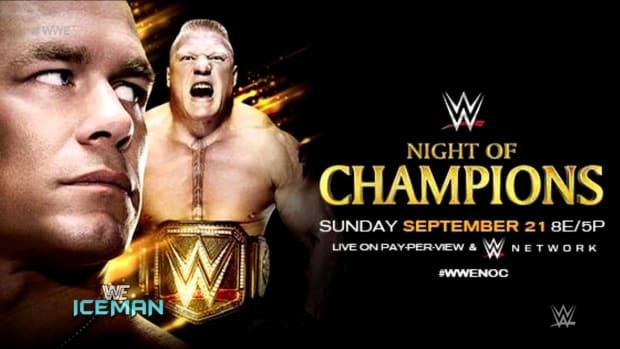Night of Champions september 21