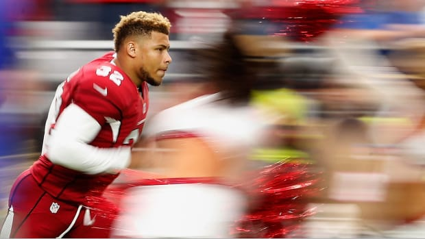 Tyrann Mathieu expected to miss 3 games after thumb surgery
