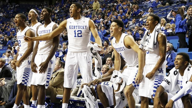 Why Kentucky basketball will be the team to beat this season - Image