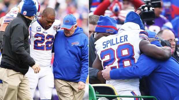 Sammy Watkins on how the Bills adjust with Fred Jackson & C.J. Spiller out  - Image