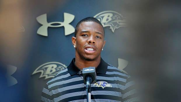 Why Ray Rice might have a future in the NFL - image