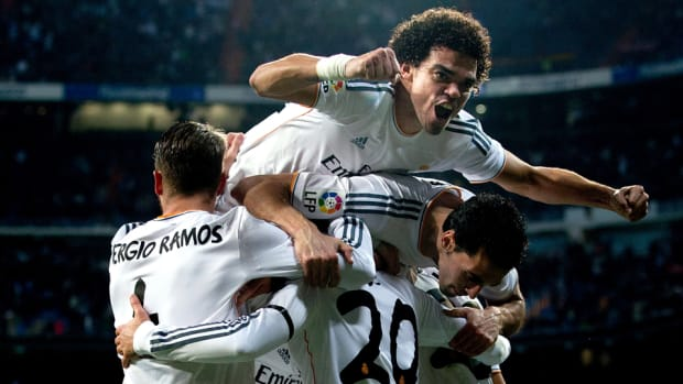 Real Madrid world's most valuable team
