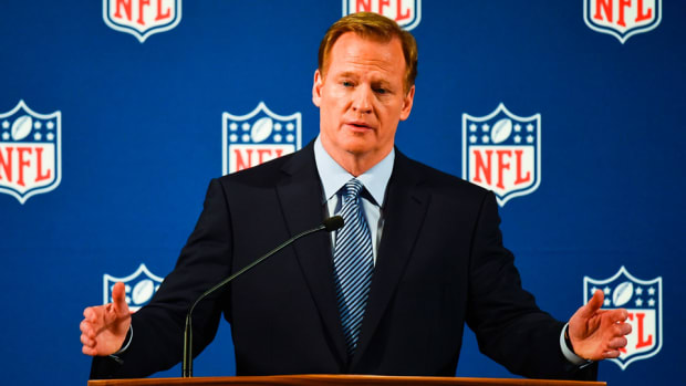 NFL owners fall meeting roger goodell art rooney