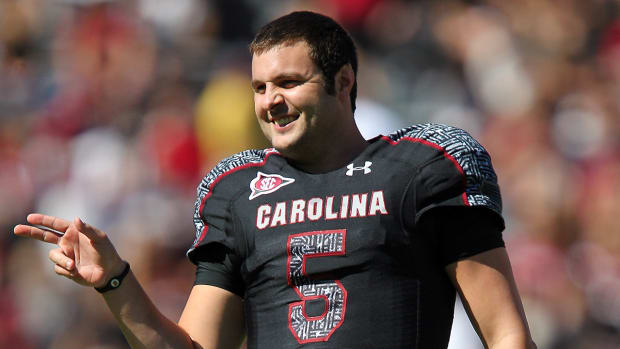 Former South Carolina QB Stephen Garcia: Players paid for autographs 'all day every day' IMAGE