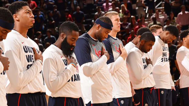 USA Basketball FIBA World Cup