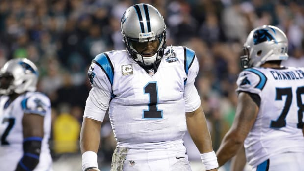 Report: Cam Newton dealing with foot and ankle injuries