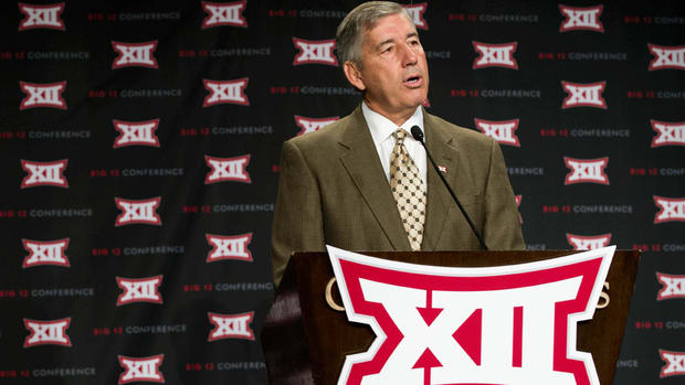Big 12 commissioner: Longhorn network 'boulder in the road' for league's long term plans