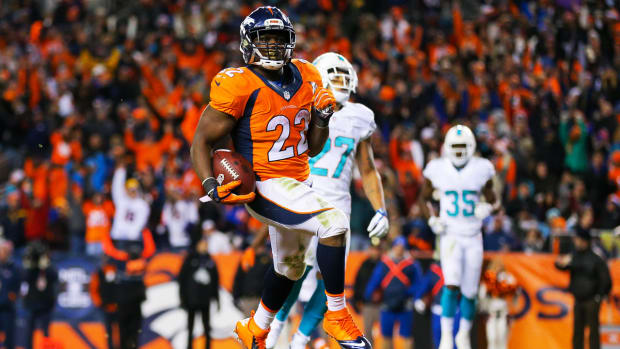 Broncos must feed C.J. Anderson the ball as playoffs approach - Image
