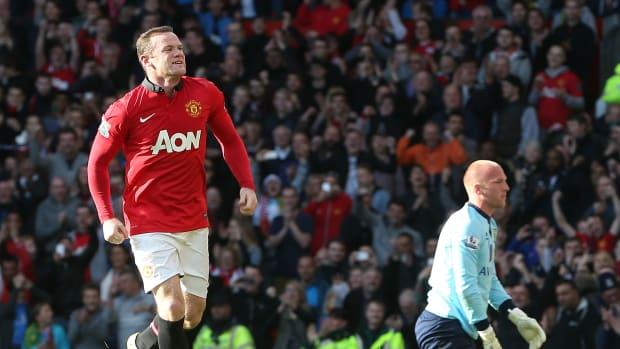 Wayne Rooney Manchester United USA Tour
