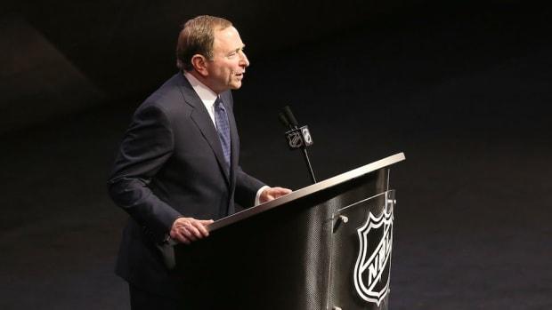 Gary Bettman NHL expansion