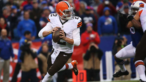 Could Johnny Manziel lead the Browns to the playoffs?