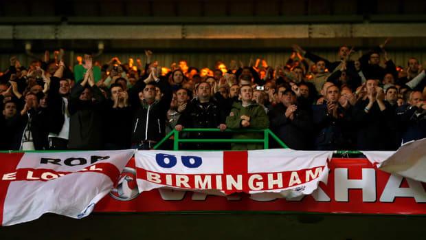 english fa anti ira chants fans apology