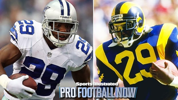 Will DeMarco Murray break Eric Dickerson's single-season rushing record? - Image