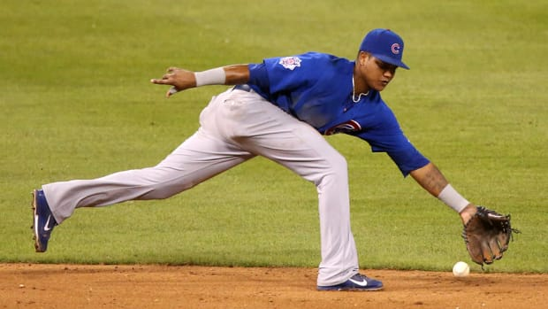 Starlin Castro Cubs arrested