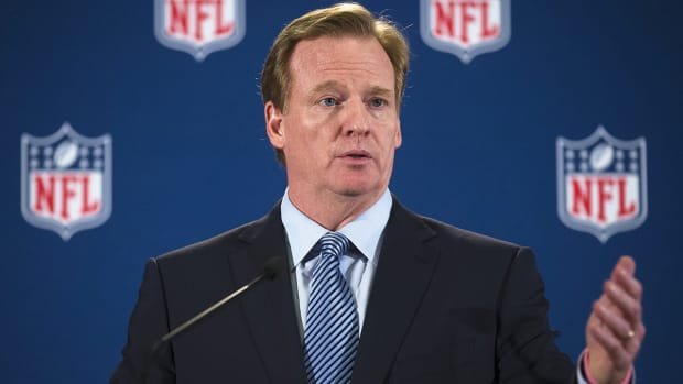 Was Roger Goodell right in exercising absolute power in Adrian Peterson case? - Image