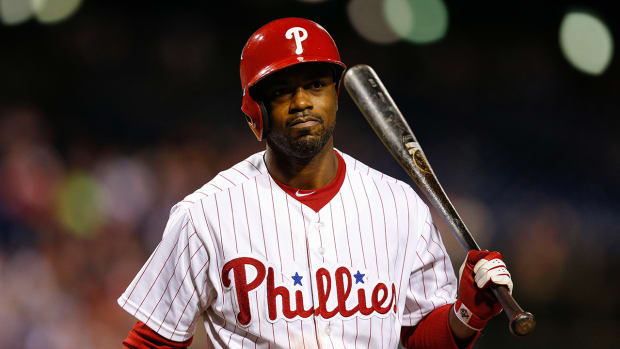 Phillies trade Jimmy Rollins to Dodgers IMAGE