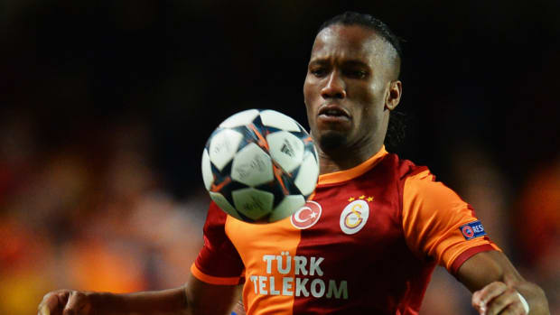 Didier Drogba chelsea return one year deal
