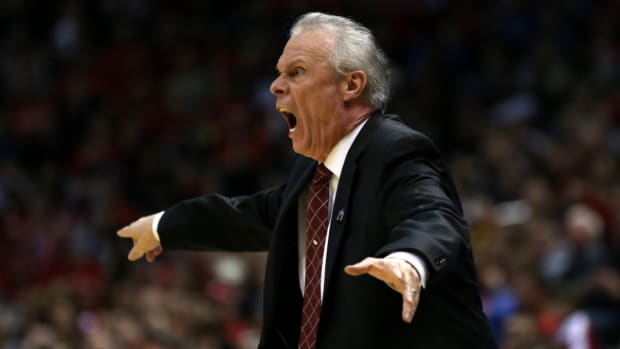 Wisconsin coach Bo Ryan