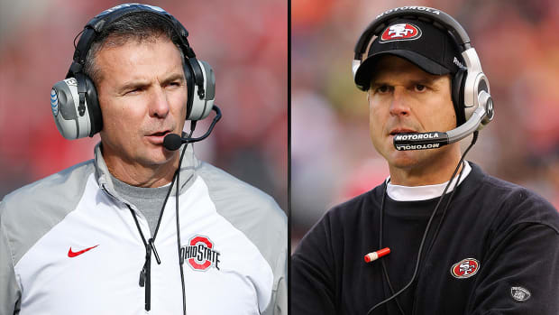 Urban Meyer vs. Jim Harbaugh: Another ten-year war in the making - image