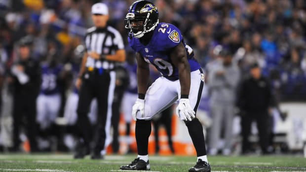 Ravens RB Justin Forsett's advice for underdogs - Image