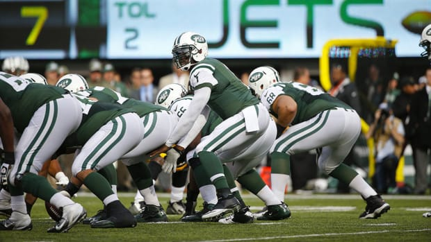 steelers jets victory formation leap mike mitchell